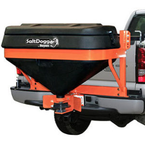 SaltDogg TGS05B Tailgate Spreader 10.8 Cu Ft.