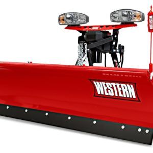 WESTERN MIDWEIGHT commercial snow plow