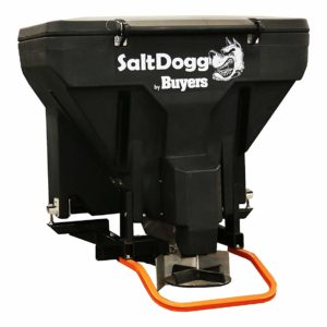 SaltDogg TGS07 Poly Hopper with Receiver Hitch