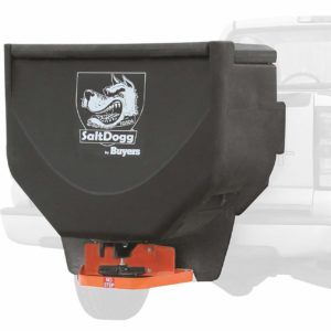 SaltDogg TGS06 Salt Spreader with Receiver Hitch