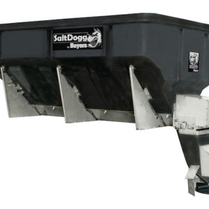 SALTDOGG SHPE4000 ELECTRIC POLY HOPPER SPREADER