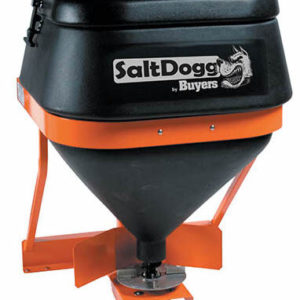 SaltDogg TGS01B Poly Hopper  Tailgate Salt Spreader