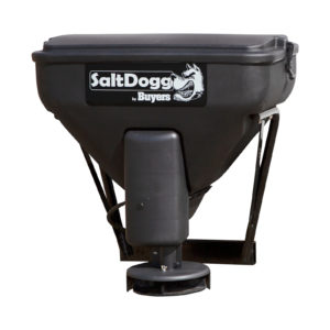 SaltDogg TGS02 Tailgate Spreader with rec hitch