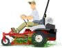 Tiny Mower Man